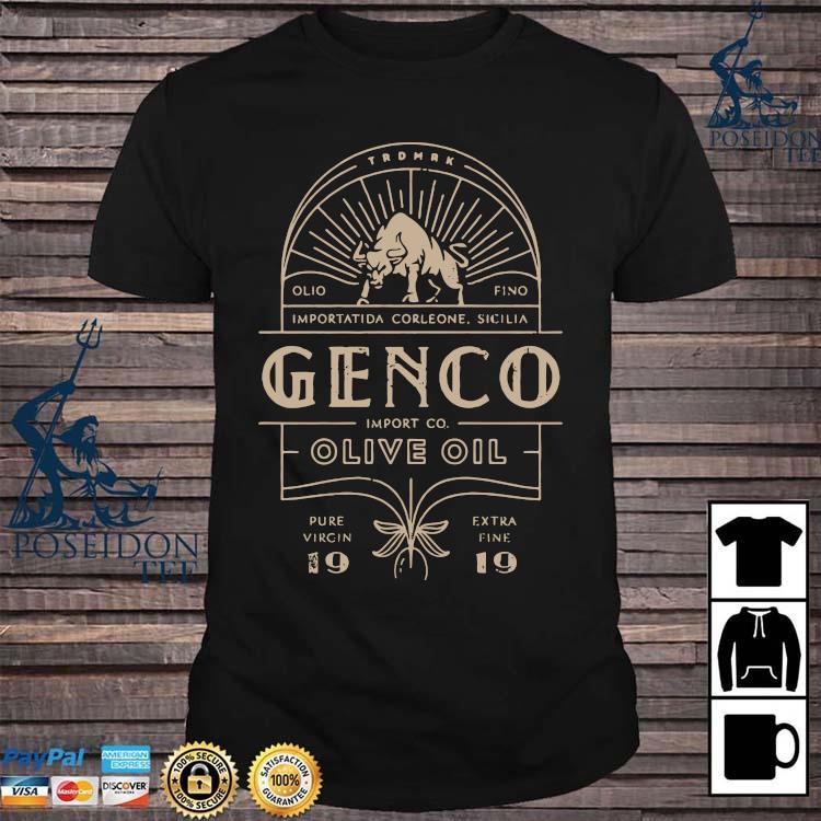 Genco Import Co O Live Oil Shirt
