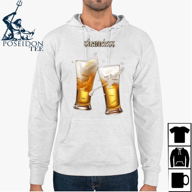 Shameless Beer Shirt Hoodie