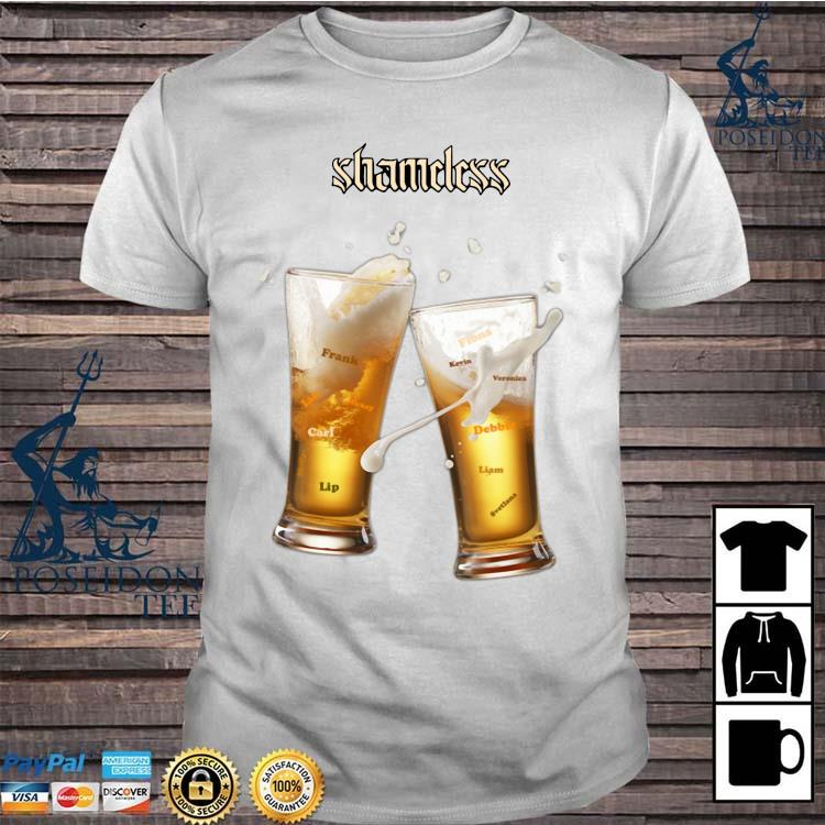 Shameless Beer Shirt