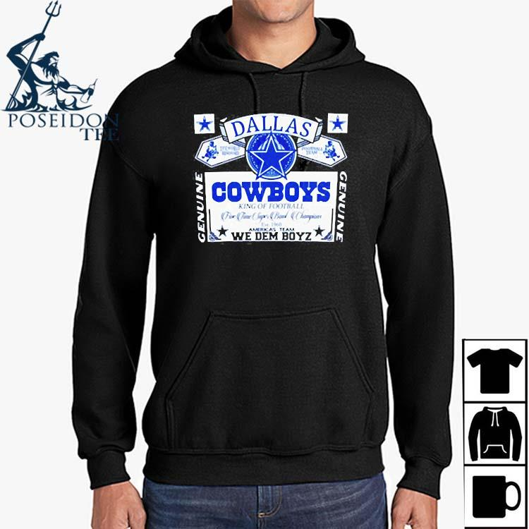 Dallas Cowboys We Dem Boyz Shirt Hoodie