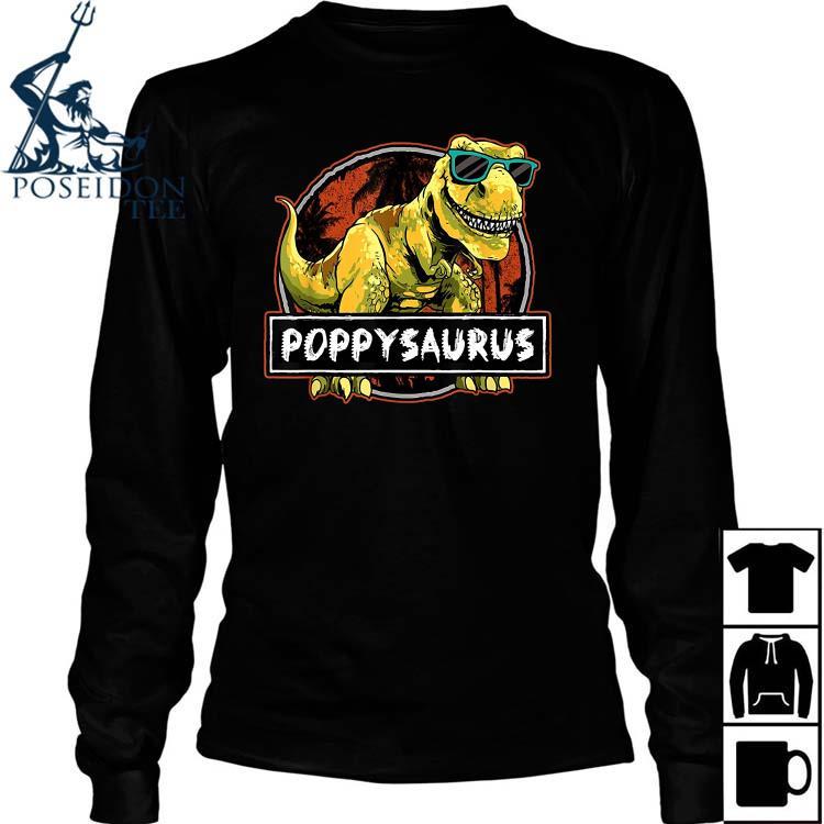 Dinosaurus Poppysaurus Shirt Long Sleeved