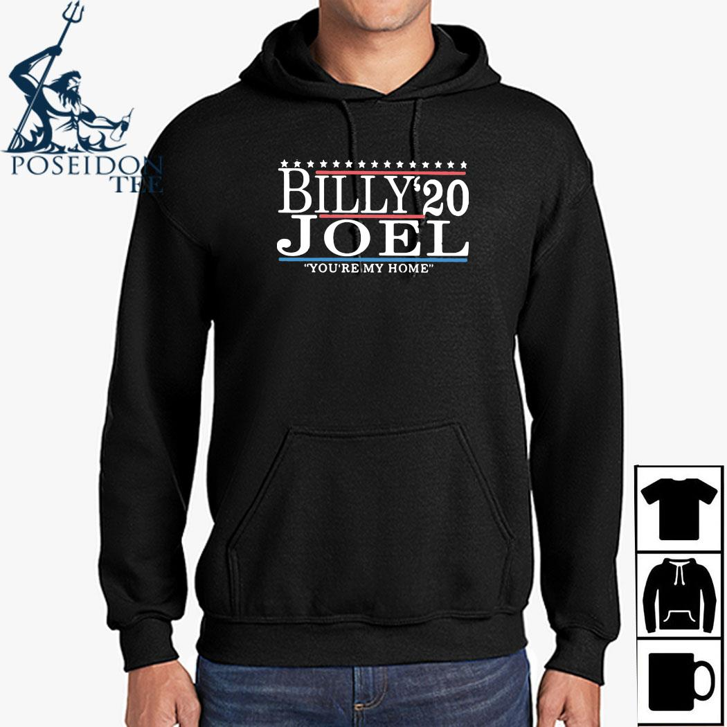 Billy Joel 2020 You're My Home Shirt Hoodie