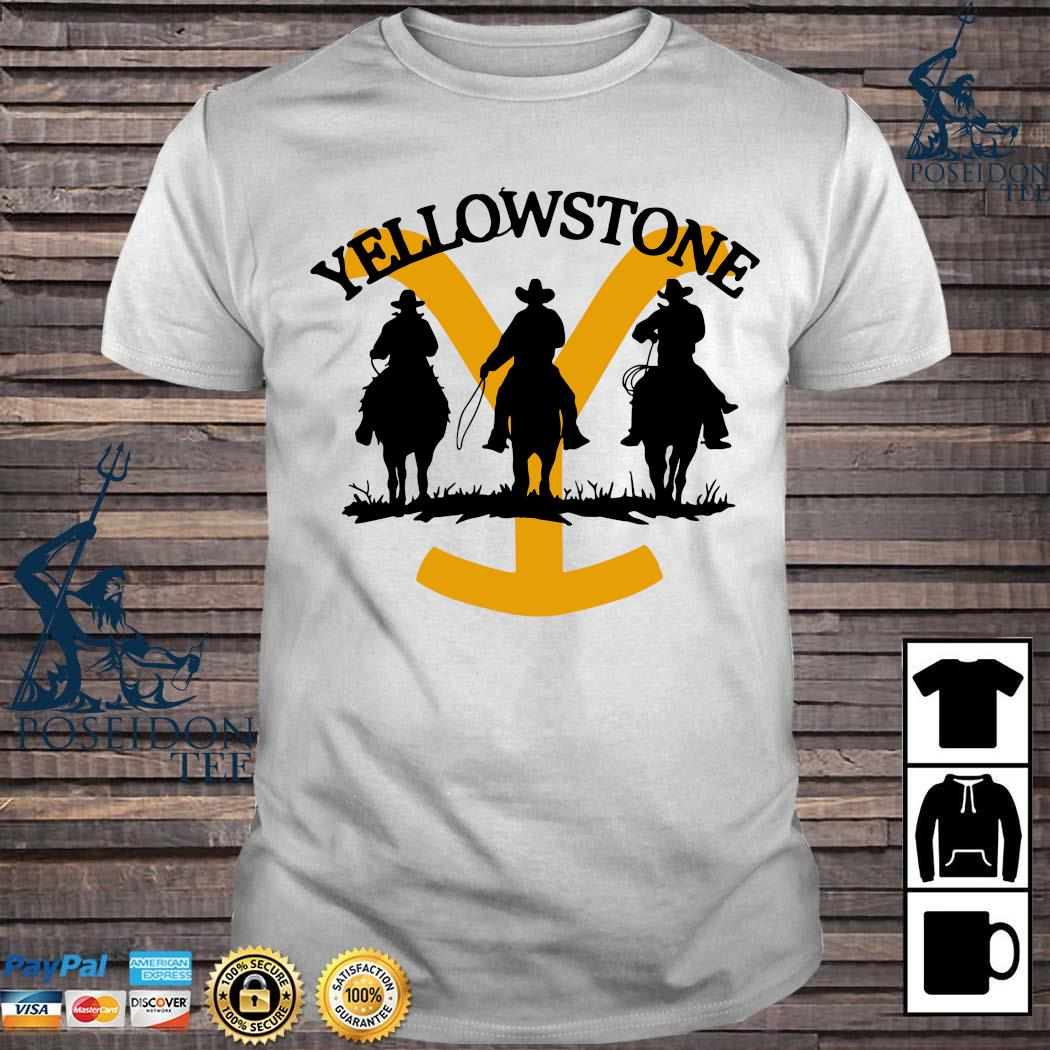 Cowboys Yellowstone Shirt