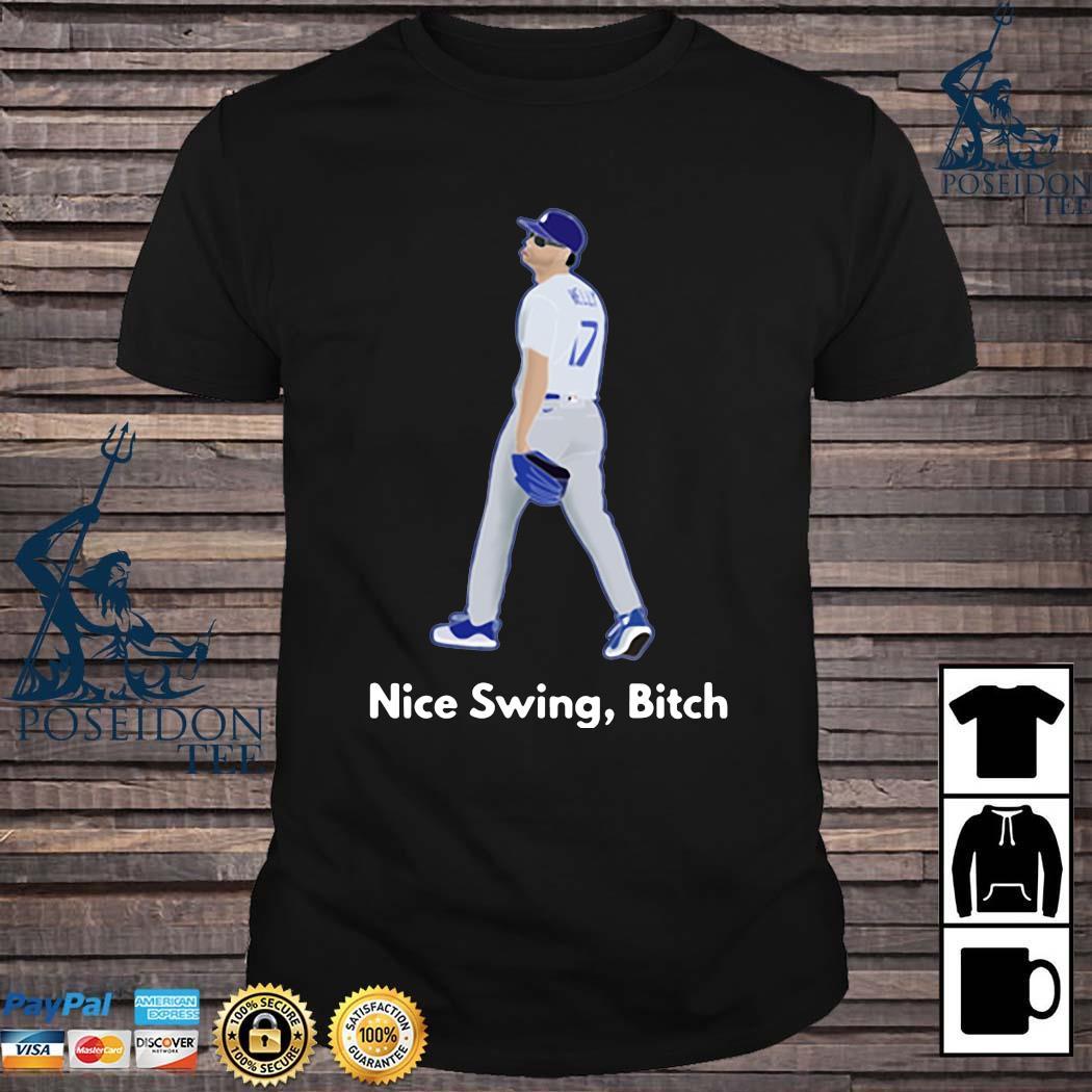 Joe Kelly Nice Swing Bitch Shirt