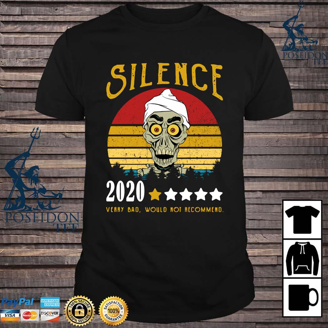 Jeff Dunham Halloween 2020 Jeff Dunham Silence 2020 Very Bad Would Not Recommend Vintage