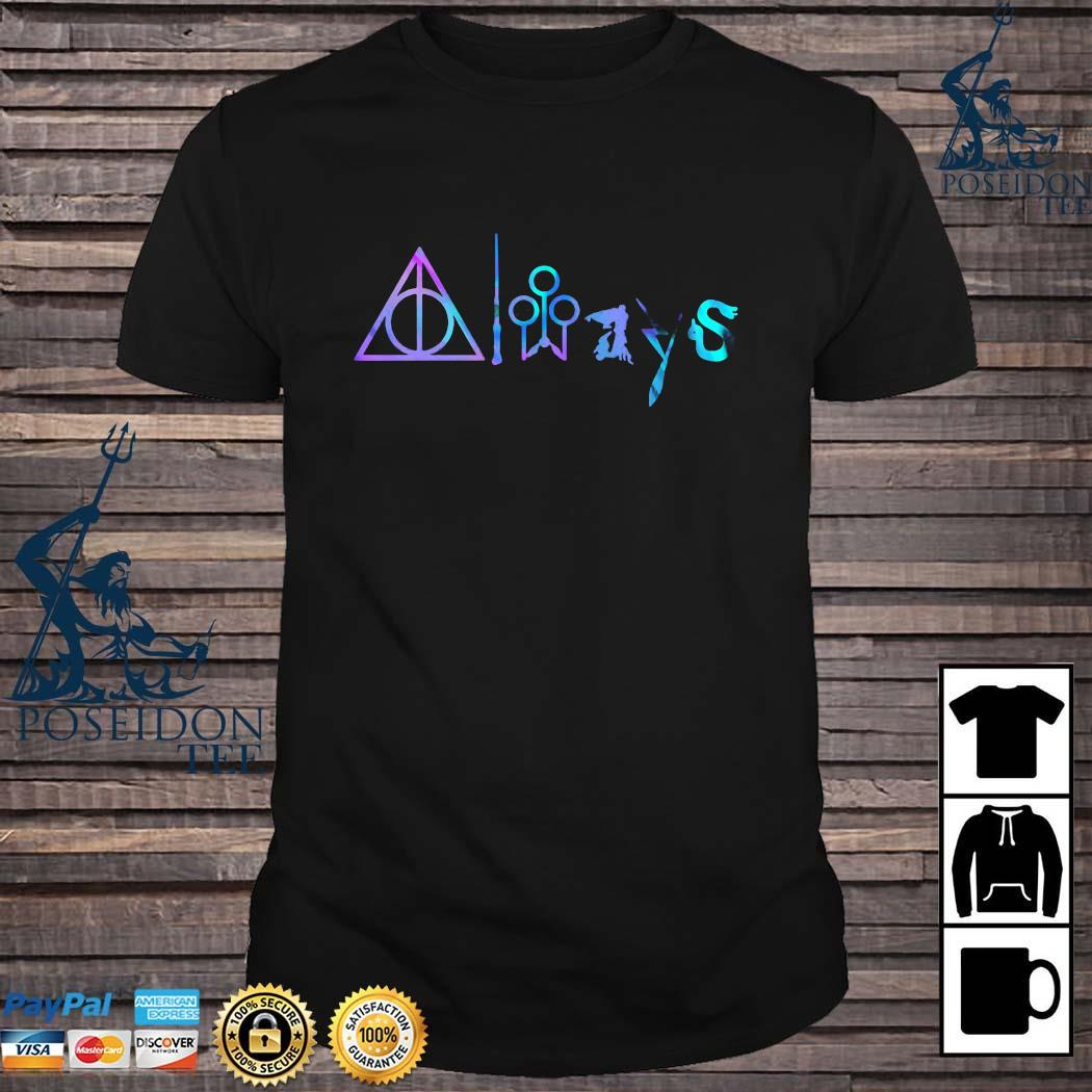 Always Hogwarts Harry Potter Shirt