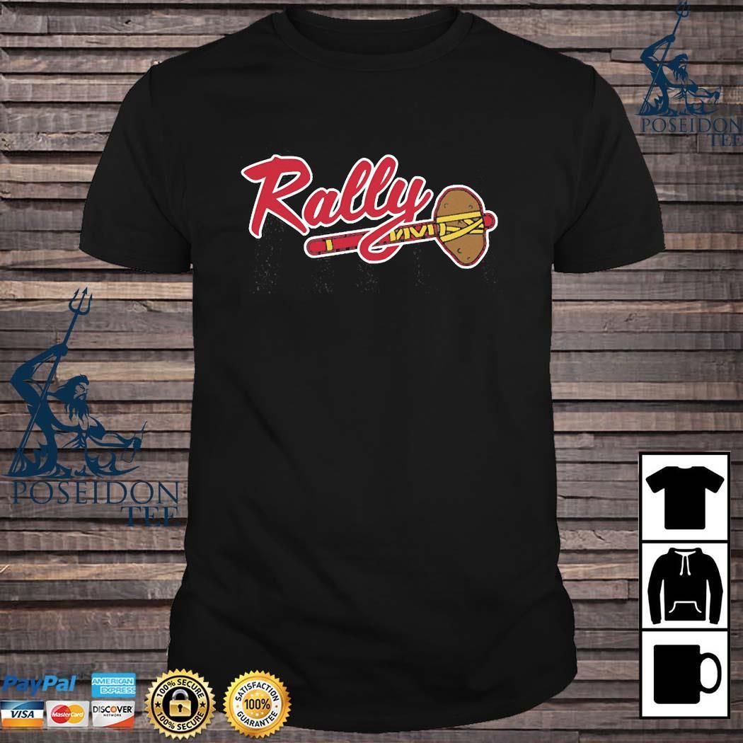 Atlanta Braves Rally Potato Shirt