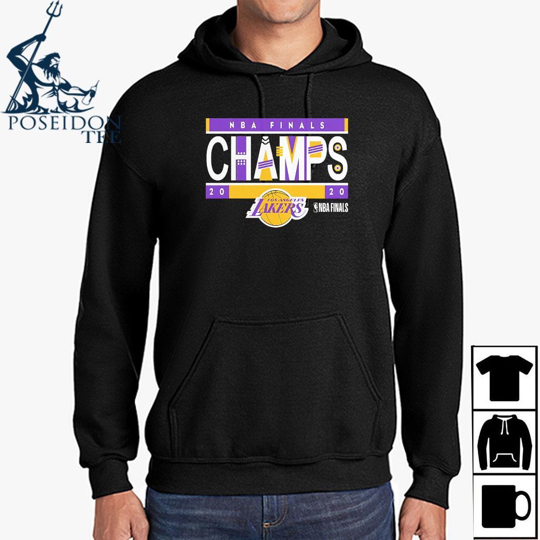 Los Angeles Lakers 2020 NBA Finals Champions Team LA Lakers Shirt Hoodie