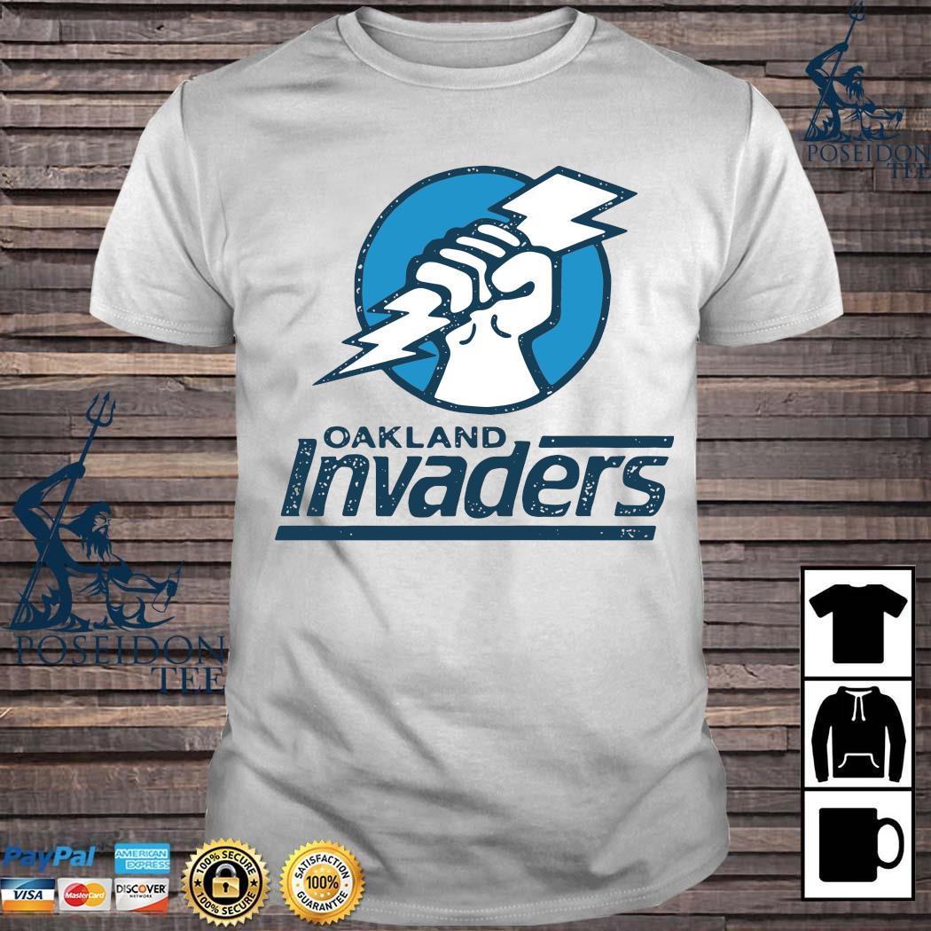 Oakland Invaders Football Shirt