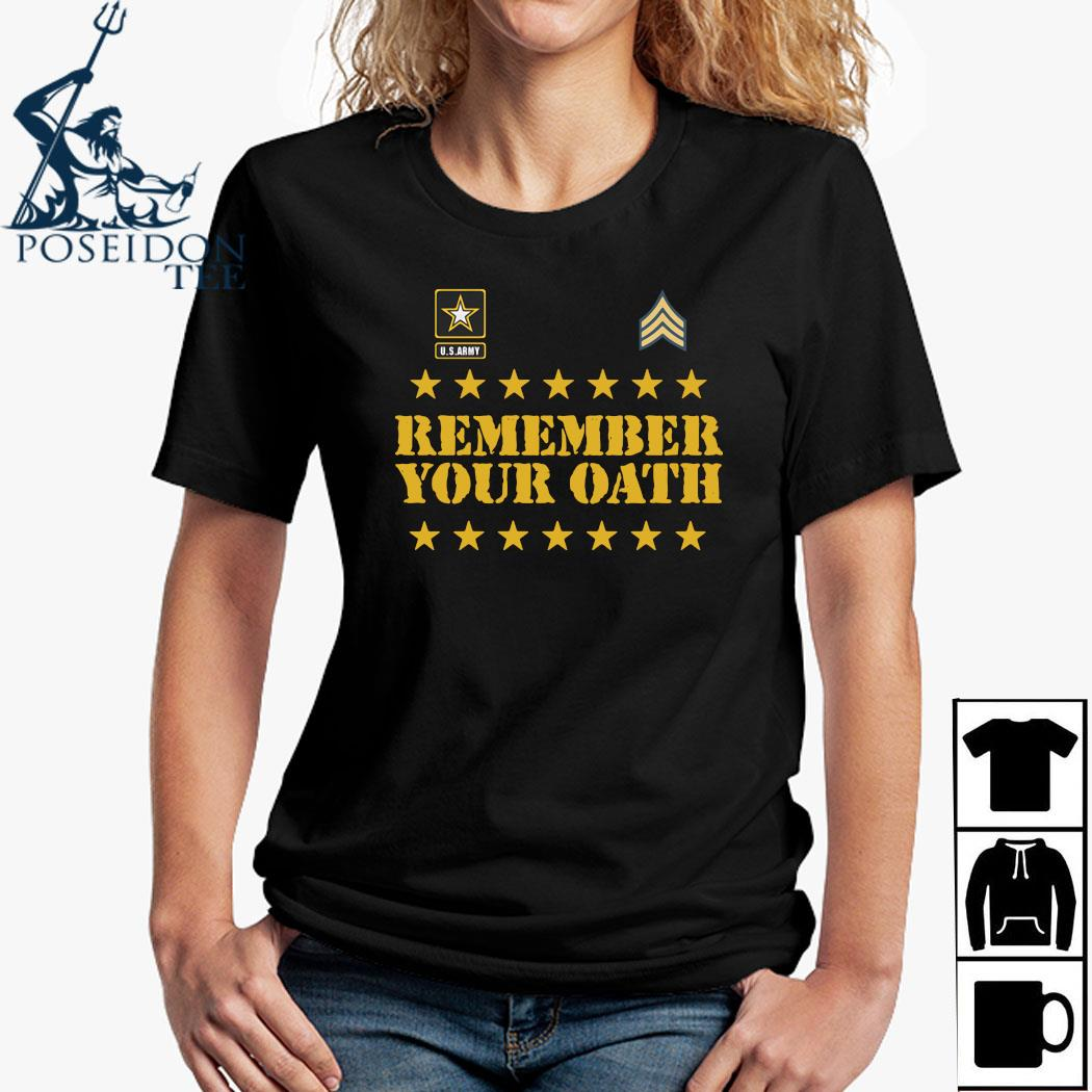 Remember Your Oath Shirt Ladies Shirt
