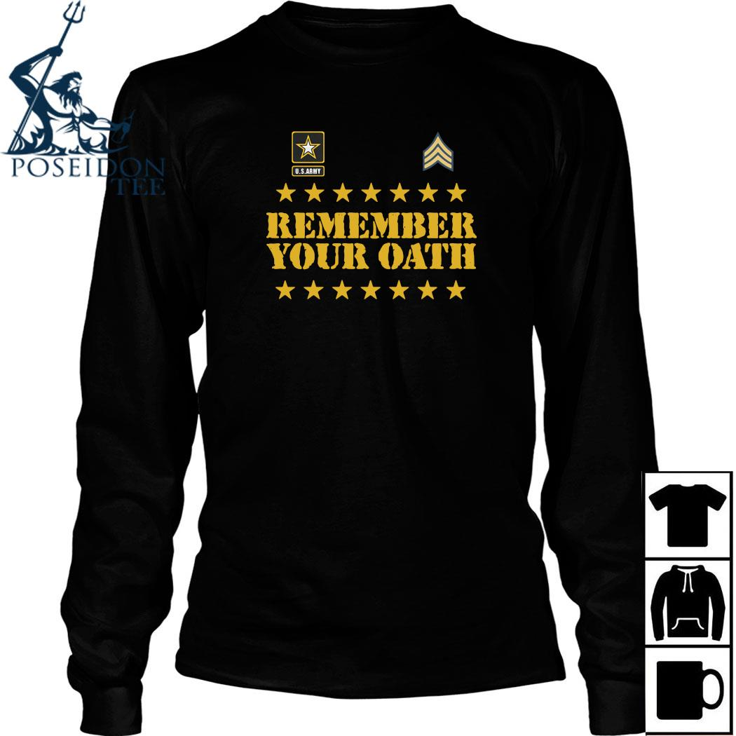 Remember Your Oath Shirt Long Sleeved
