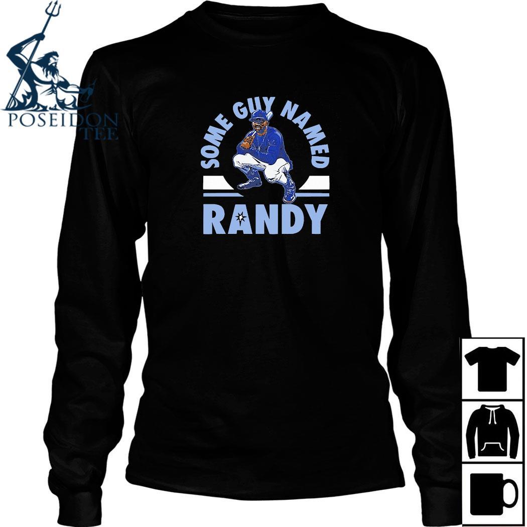 Tampa Bay Shirt Some Guy Named Randy Shirt Long Sleeved