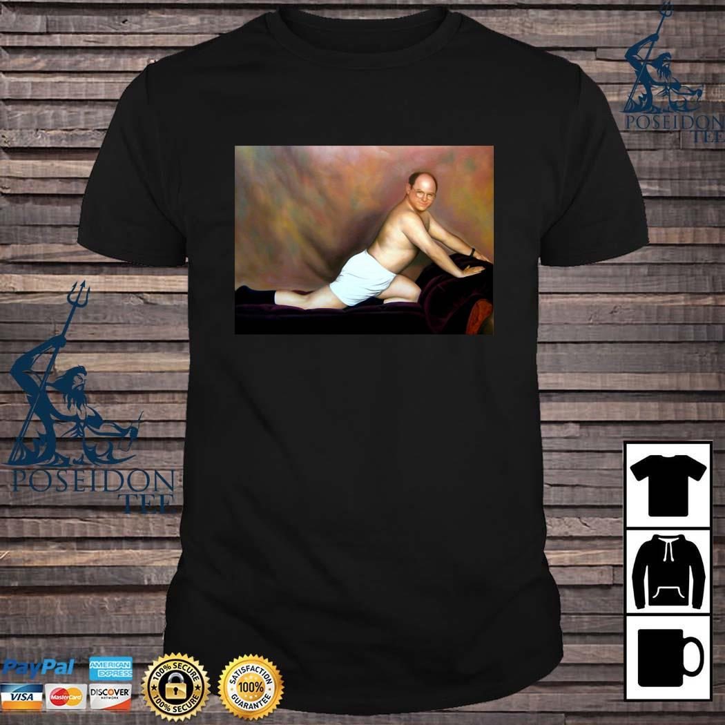 George Costanza Painting Shirt