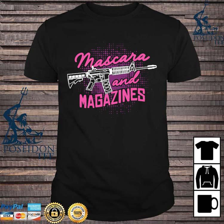 Mascara And Magazines Shirt