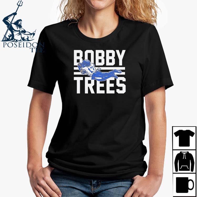 Robert Woods Bobby Trees Shirt Ladies Shirt