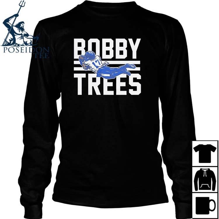 Robert Woods Bobby Trees Shirt Long Sleeved
